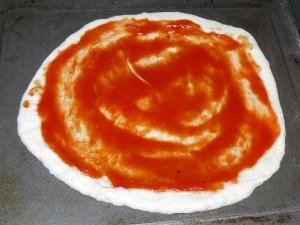 pizza nel mezzo