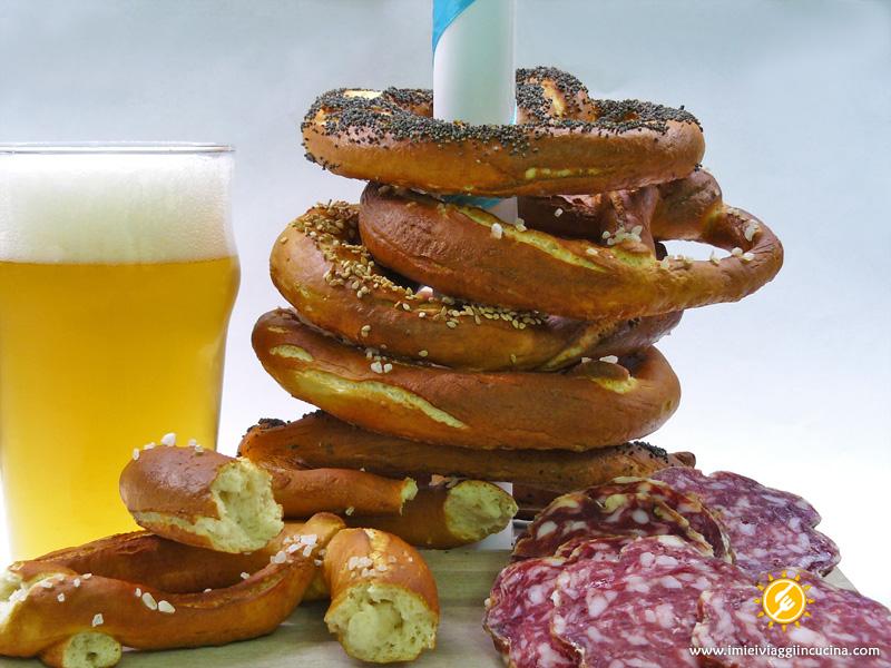 Bretzel o Pretzel, il pane dell'Oktoberfest
