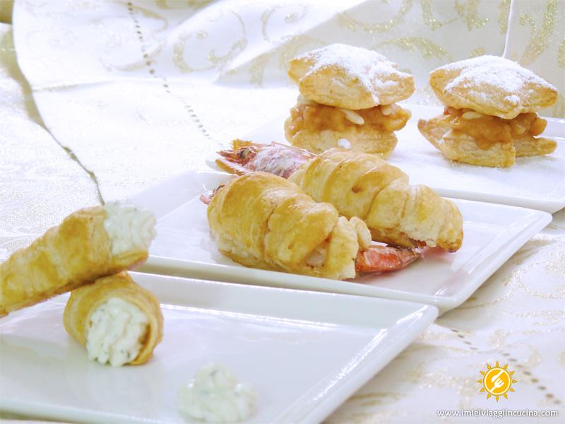 Idee x Natale – 3 Ricette con una Pasta Sfoglia