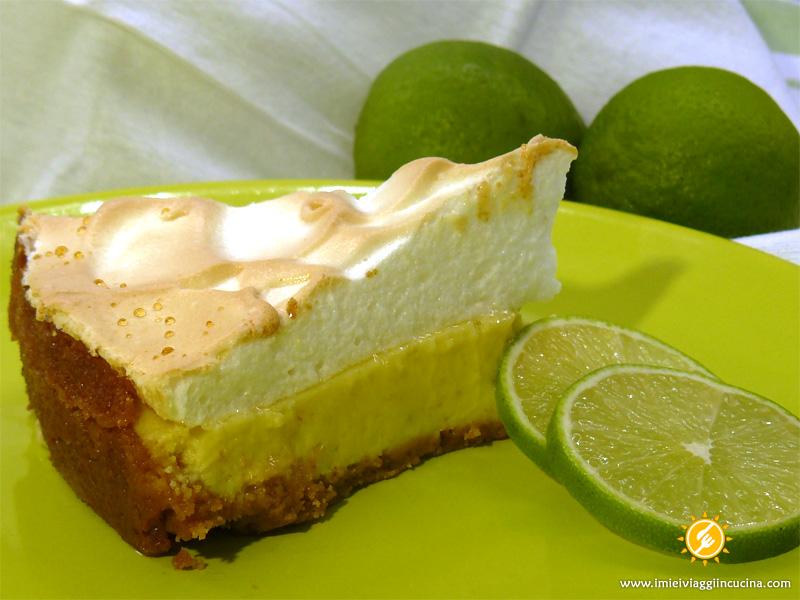 Key Lime Pie, Torta al Lime delle Isole Keys