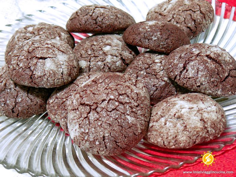 Biscotti al Cioccolato da fare con i Bambini